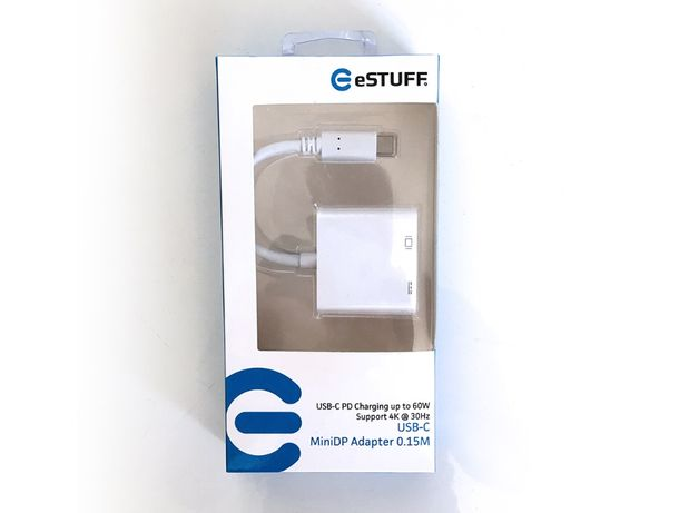 Adapter USB-C na MiniDP i USB-C