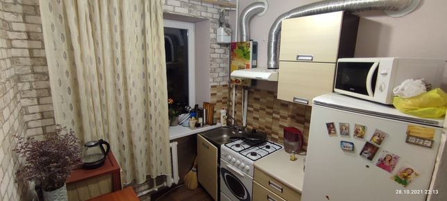 Обменяю 1 комнатную квартиру
