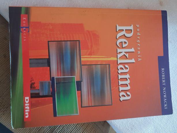 Robert Nowacki Podręcznik Reklama