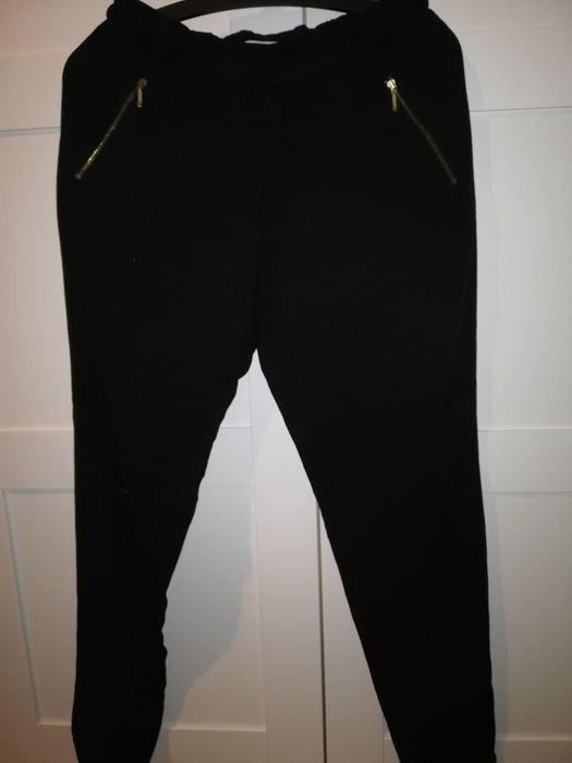 Spodnie materiałowe letnie roz. M Będzin - image 1