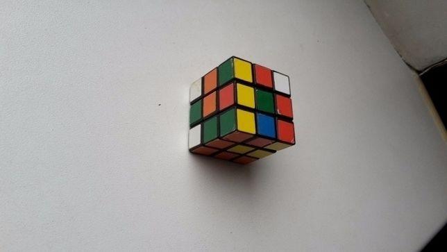 Кубик рубика, маленький, 3х3 см