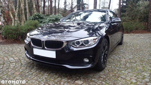 BMW Seria 4 Gran Coupe Advantage Sport Salon PL Fv 23% ASO