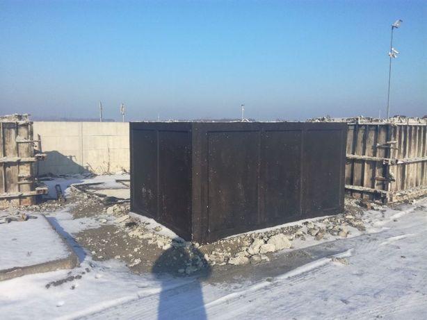 Zbiornik betonowy na gnojowicę szamba szambo deszczówka 10m3 12 rolnik