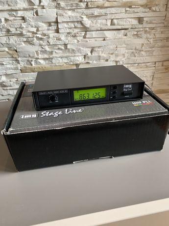 IMG Stage line TXS-871 bezprzewodowy odbiornik mikrofonowy