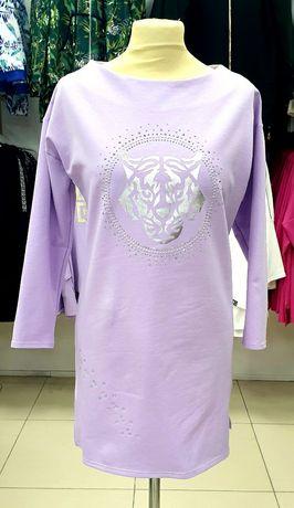 Bluzy tuniki damskie