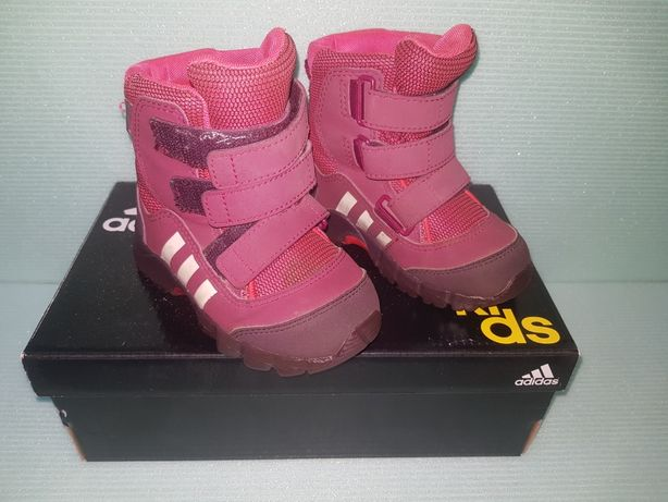 Buty zimowe Adidas 23 stan bdb