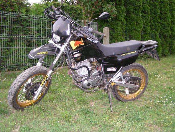 YAMAHA XT500 XT-500 supermoto
