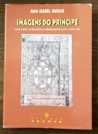 imagens do príncipe, ana isabel buescu, cosmos