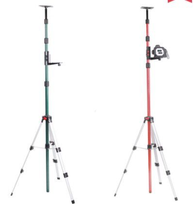 ШТАНГА штатив (Распорная) для лазерного уровня стойка 3.8м