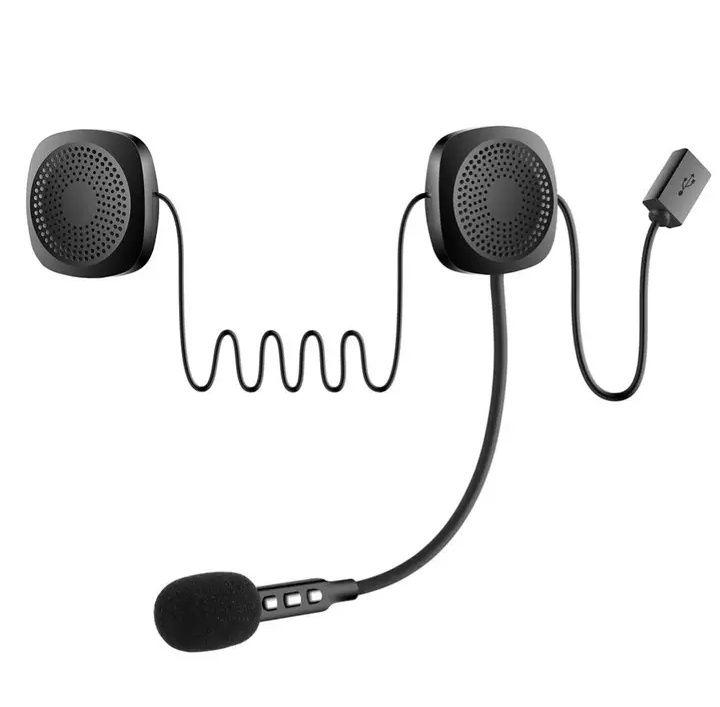 Auricular de ouvido para capacete moto