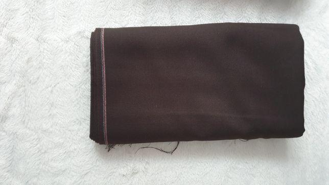 Materiał brązowy