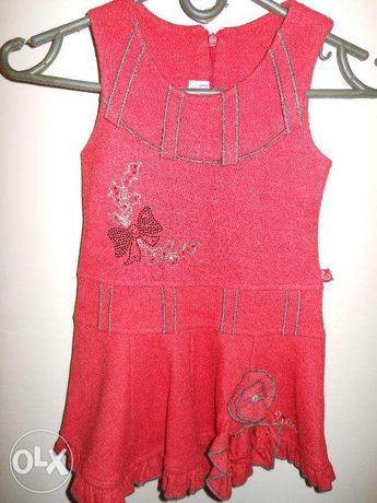 Сарафан-платье на 2-4 года