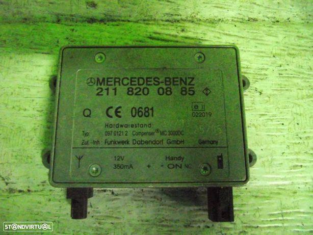 PEÇAS AUTO - Mercedes Sport Coupé - Módulo de Compensador de Antena - CT46