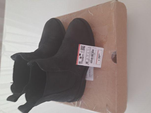 Zara дитячі черевички 30 розмір