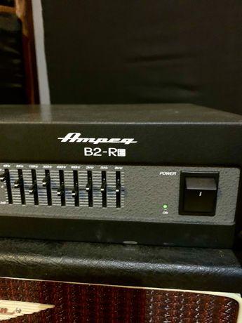 Ampeg B2RE + Ashdown VS115 ( head basowy z kolumną )