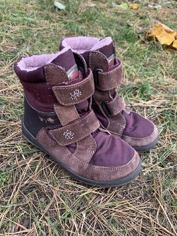 Зимние термо ботинки сапоги Ricosta Ecco 29