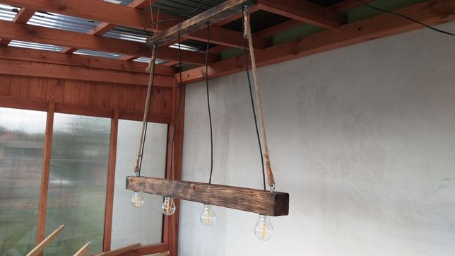 Lampa sufitowa, żyrandol