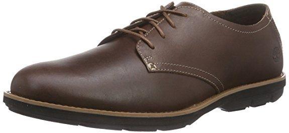 Туфлі чоловічі Timberland CA15SX Men's Kempton Oxford Shoes, р. 41