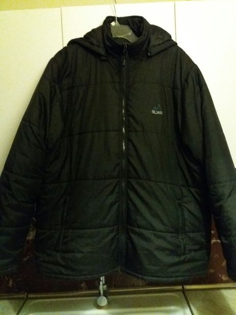 Czarna kurtka Blue Wear 2XL