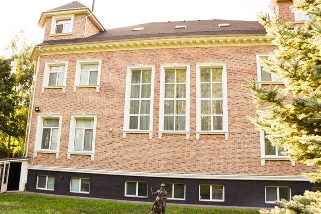 Продам дом у соснового леса с.Тарасовка Обуховский район  1200+1100м2