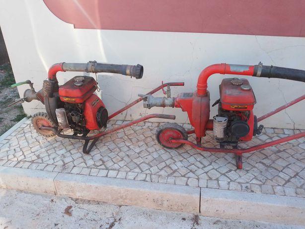 Motor de rega - Kubota 2polgadas