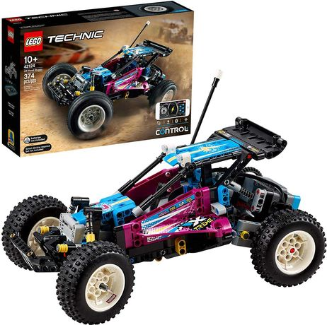 Lego Technic 42124 Багги-внедорожник Оригинал