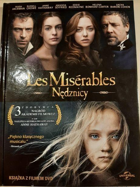 Film DVD Les Miserables