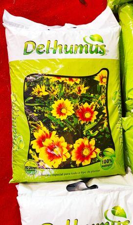 Terra Jardinagem Substrato Especial 100% Biológico com Nutrientes LX