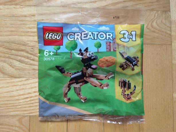 Klocki LEGO Creator 3 w 1 Owczarek niemiecki 30578 NOWY