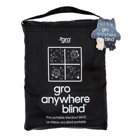 Cortina opaca Grow anywhere blind