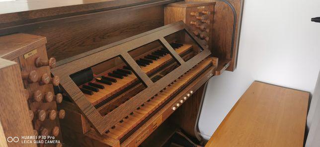 Organy Viscount Recitative