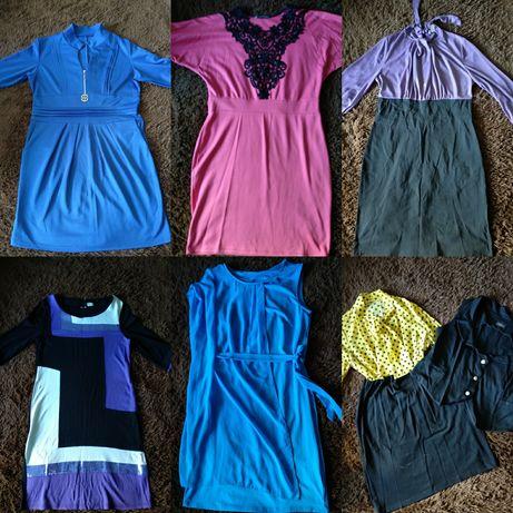 Платья женские на размер 48-52