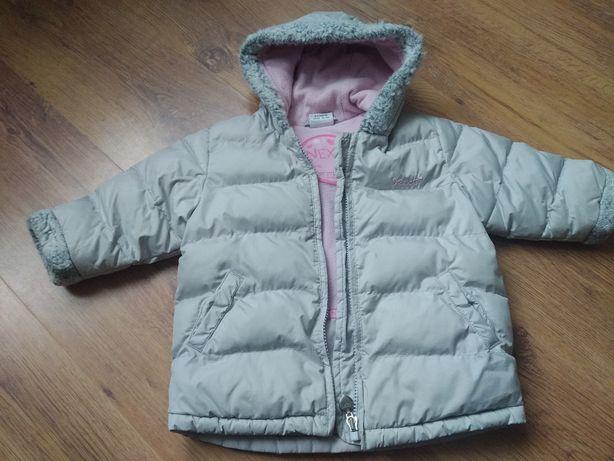 Next kurtka zimowa dziewczęca