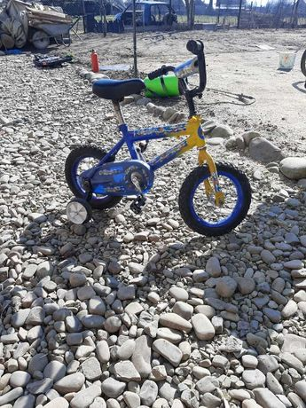 велосипед дитячий майже новий