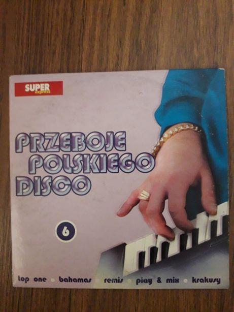 Przeboje polskiego disco 6.
