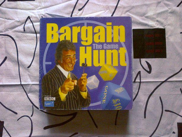 настольная карточная игра на английском Bargain Hunt