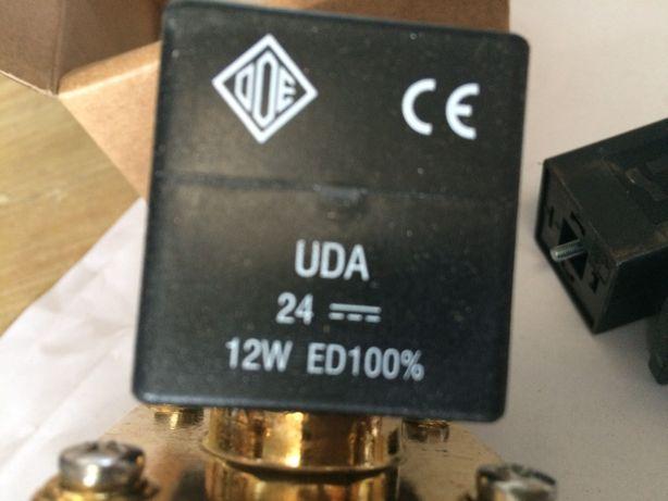 Клапан электромагнитный 24 V