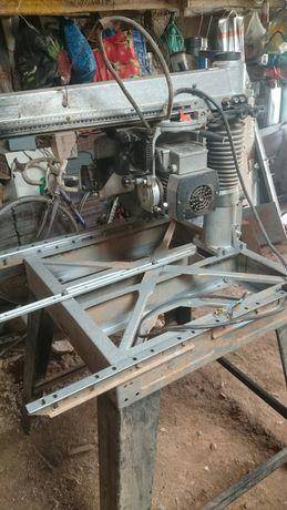 Radial dewalt 8103 maquina de carpintaria