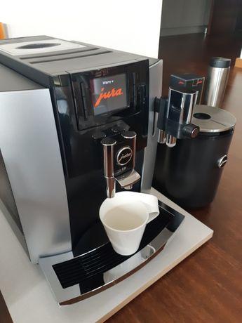 Jura E8 Dark Inox Ekspres do kawy Idealny 2019 Raty 0%