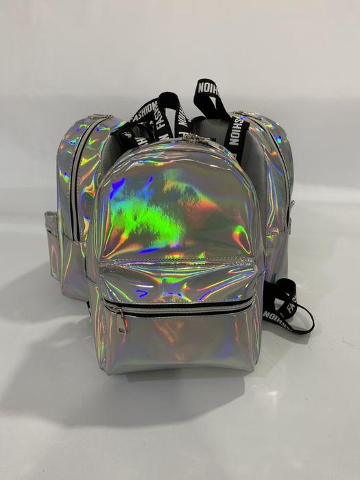 Рюкзак голограмма подарок на 8 марта !!! Днепр - изображение 1
