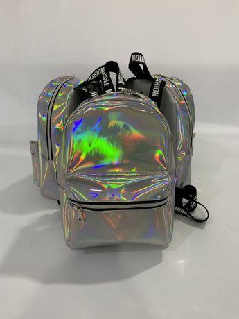 Рюкзак голограмма подарок на 8 марта !!!