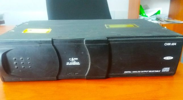 CD ченджер на 6 дисков Чери Тигго