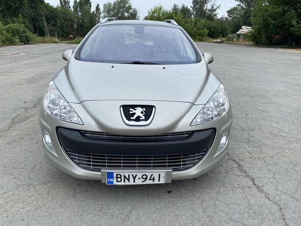 Peugeot 308 sw panorama 2008