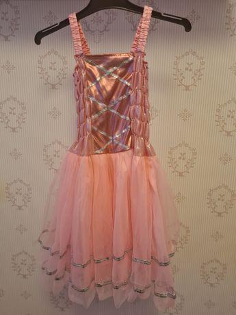 Sukienka dla księżniczki r.116-122