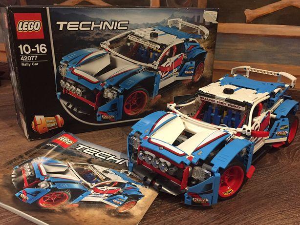 Конструктор Lego Гоночный автомобиль 1005 деталей