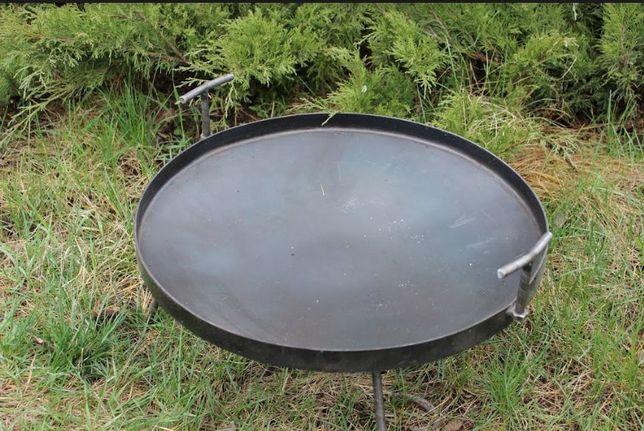 -ХИТ- Сковорода из диска бороны жаровня садж барбекю сковородка