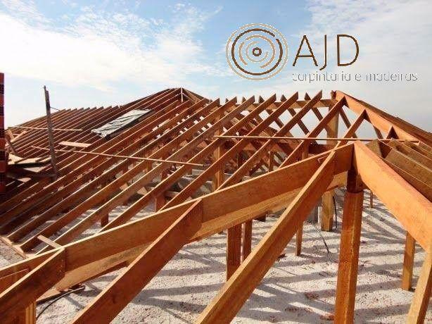 Coberturas em MADEIRA | Wood Cover