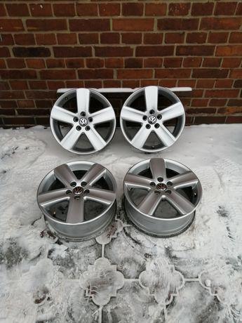 16 cali Oryginalne Alufelgi VW Polo felgi 5x100 Skoda Audi Seat