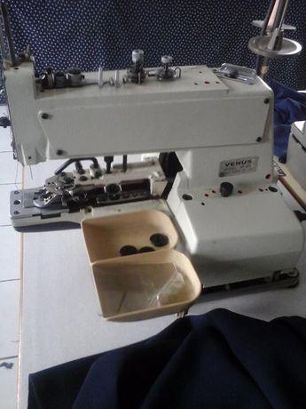 Maquina de Pregar Botoes