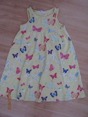 Sukienka r. 110 - 116 H&M